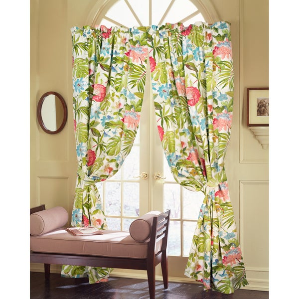 St Croix Cotton Window Panels 2-piece Set