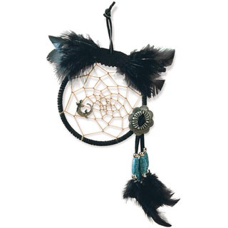Native Heritage Dream Catcher Kits-Desert Moon