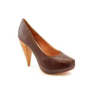 Samanta Women's 'Viv Pump' Leather Dress Shoes (Size 9)