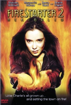 Firestarter 2 - Rekindled (DVD)