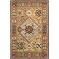 Safavieh Handmade Persian Legend Multi/ Rust Wool Rug