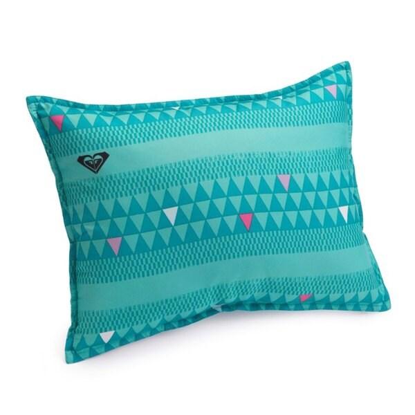 Roxy Tribal Dash Tile Decorative Pillow