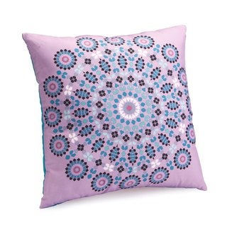 Roxy Tribal Dash Abstract Decorative Pillow