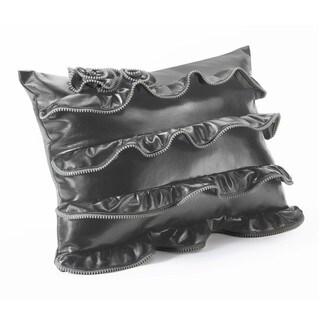 Roxy Samantha Floral Ruffle Decorative Pillow
