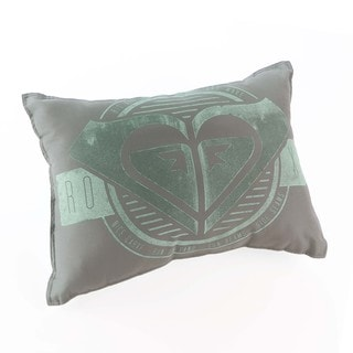 Roxy Huntress Logo Decorative Pillow