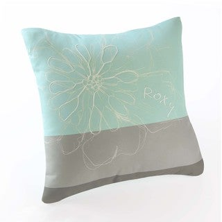 Roxy Huntress Floral Decorative Pillow