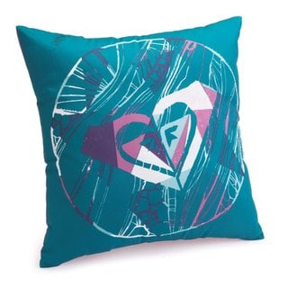 Roxy Caroline Logo Decorative Pillow