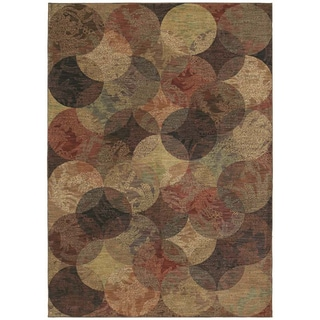 Tommy Bahama Calypso Night Rug (5'5 x 7'9)
