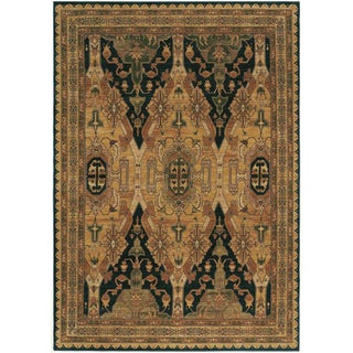 Tommy Bahama Cape Jewel Ebony Rug (3'10 x 5'4)
