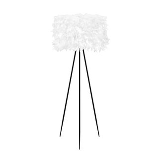 Audubon Accent Feather Floor Lamp