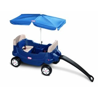 LIttle Tikes Cozy Cruisin' Wagon with Umbrella