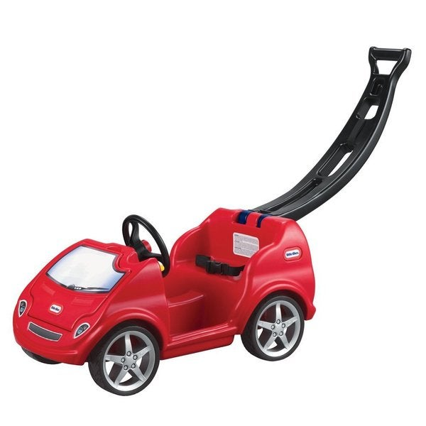 Little Tikes 'Tikes Mobile' Red Push Car