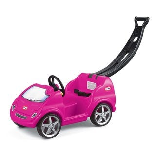 Little Tikes 'Tikes Mobile' Pink Ride-on Push Car