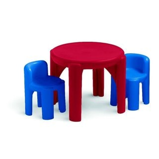 Little Tikes Primary Colors Table and Chairs Set