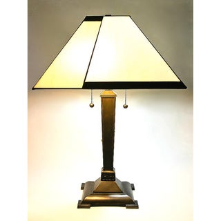 Serena d'italia Tiffany Style Contemporary Table Lamp