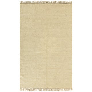 Flat Woven Earth First Natural Jute Rug (10' x 14')