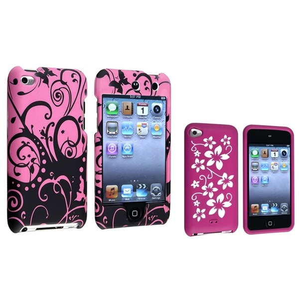BasAcc Protector Case/ Silicone Case for Apple iPod Touch Generation 4