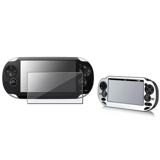 BasAcc Case/ Screen Protector for Sony Playstation Vita