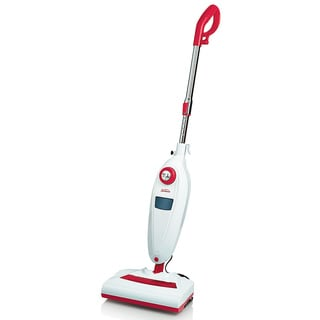 Sunbeam Raspberry 2-in-1 Sweeper/Steamer