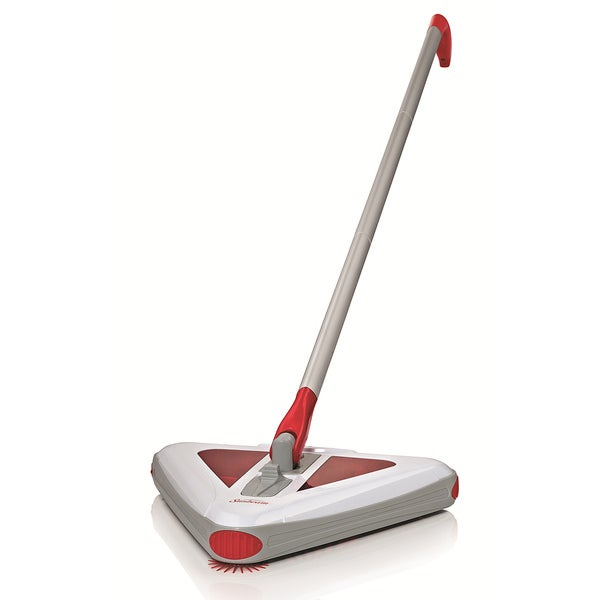 Sunbeam Raspberry Cordless Rechargeable Sweeper