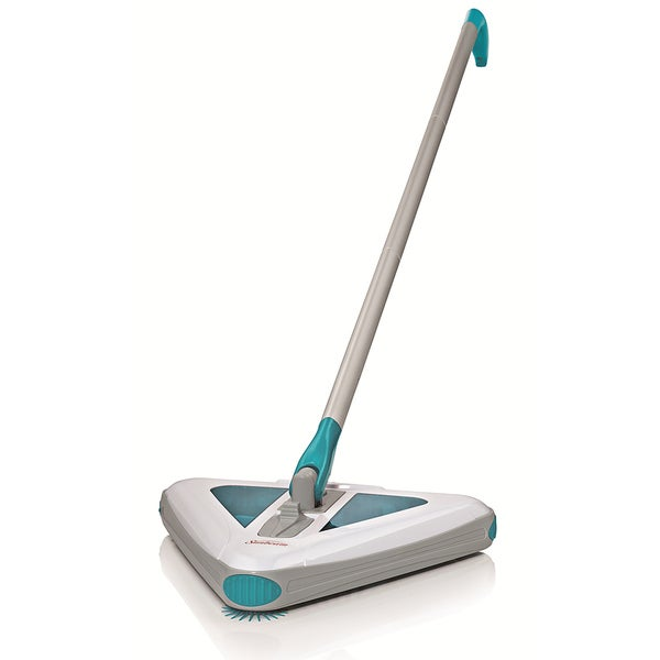Sunbeam Turquoise Cordless Rechargeable Sweeper
