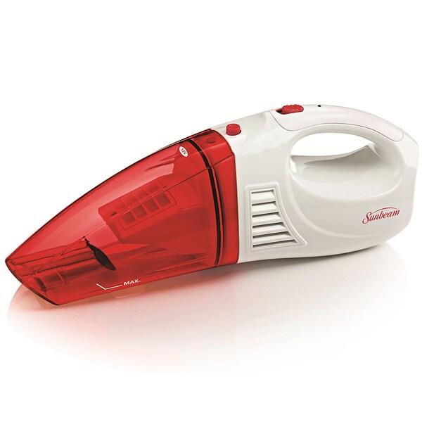 Sunbeam Raspberry 12v Handheld Vacuum