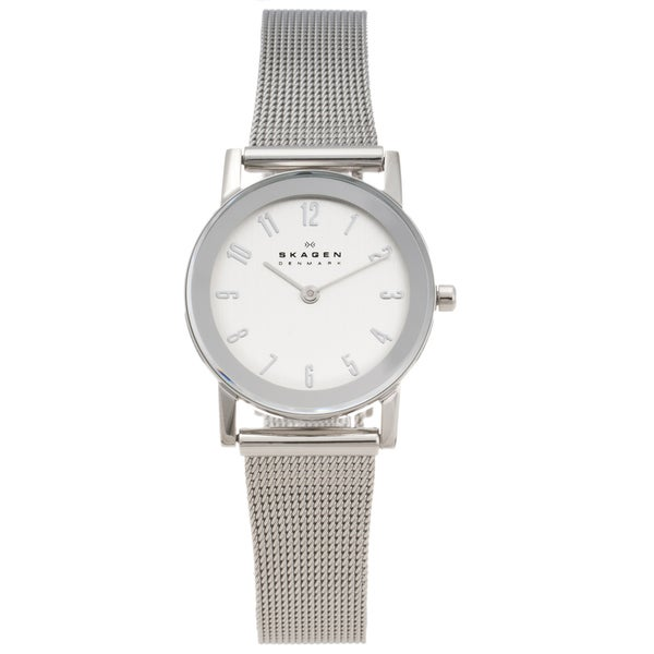 Skagen Women's Stainless Steel Mesh Strap Watch