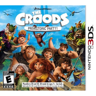 Nintendo 3DS - The Croods Prehistoric Party