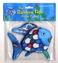 The Rainbow Fish Finger Puppet (Novelty book)