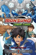 Monsuno Combat Chaos 1: The Moto Mutants (Paperback)