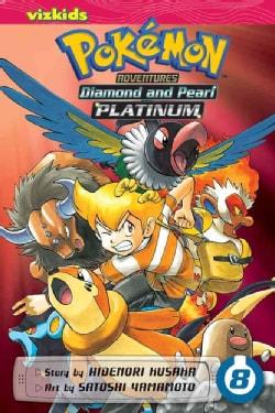 Pokemon Adventures Diamond and Pearl / Platinum 8 (Paperback)