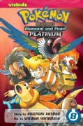 Pokemon Adventures Diamond and Pearl / Platinum 8 (Paperback)