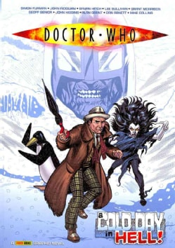 Doctor Who: a Cold Day in Hell 11 (Paperback)