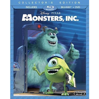 Monsters Inc. (Blu-ray/DVD) 10369296