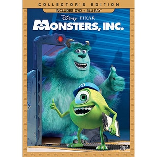 Monsters Inc. (Blu-ray/DVD) 10369297