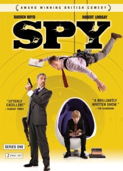 Spy: Series 1 (DVD)