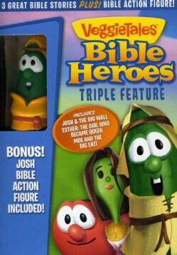 Veggie Tales: Bible Heroes Triple Feature (DVD)