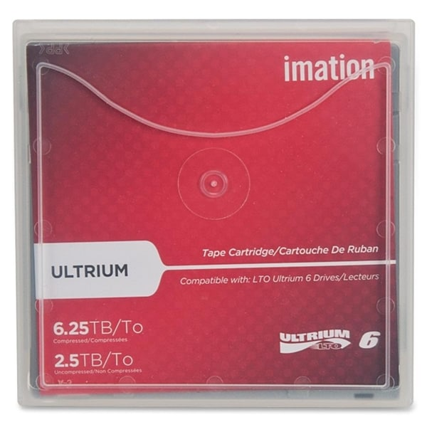 Imation Ultrium LTO 6 Cartridge with Case
