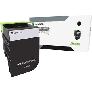 Lexmark Unison 800S1 Toner Cartridge - Black