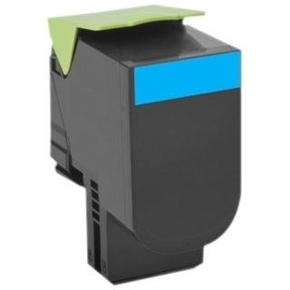 Lexmark Unison 800X2 Toner Cartridge - Cyan