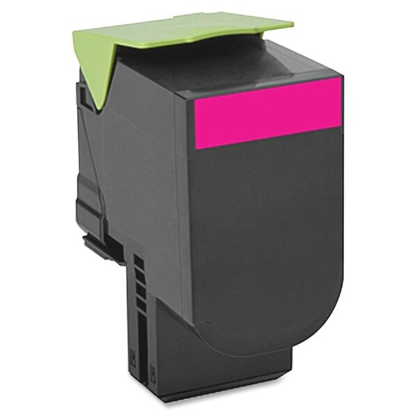 Lexmark 700H3 Magenta High Yield Toner Cartridge