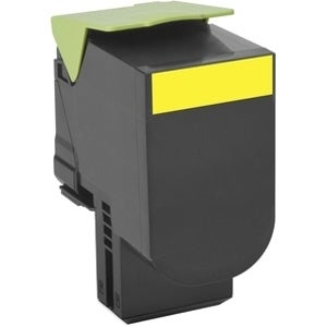 Lexmark Unison 700X4 Toner Cartridge - Yellow