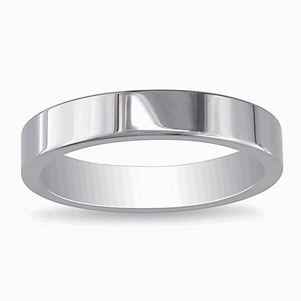 Miadora Tungsten Unisex Ring