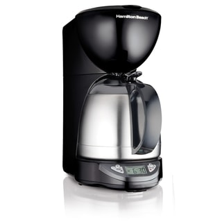 Hamilton Beach Programmable Thermal 10-cup Coffeemaker (Refurbished)