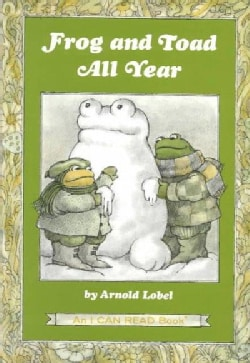 Frog and Toad All Year (Hardcover)