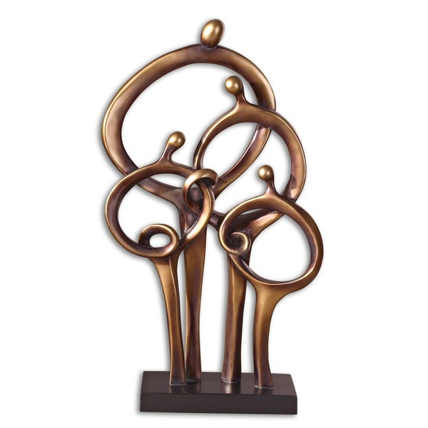Uttermost Family Connections Resin Sculpture