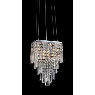 Eve Beeded 4-light Chandelier