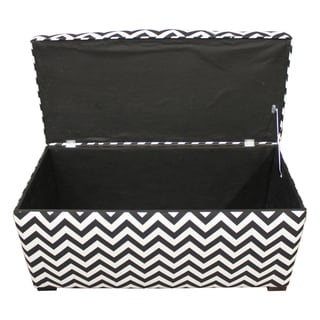 Angela Zigzag Storage Trunk