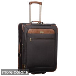 Tommy Bahama 'Retreat II' 25-inch Wheeled Suitcase Upright