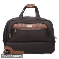 Tommy Bahama Retreat 19-inch Wheeled Carry-on Duffel Bag